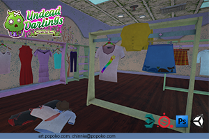 Undead Darling - Clothing Store